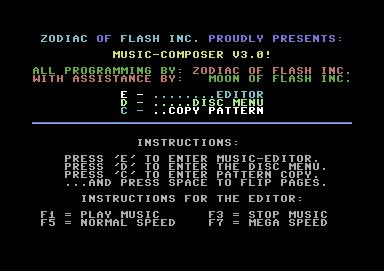 Music Composer – v3.0