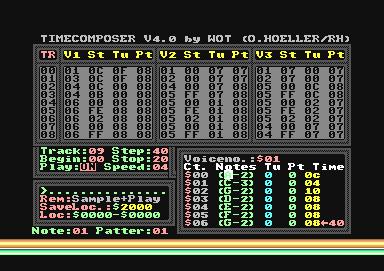 Timecomposer – V4.0