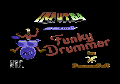 Funky Drummer – V1.1