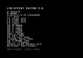 Lyd Effekt Editor - V5.0 (2)